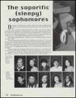 1995 Cleveland High School Yearbook Page 56 & 57