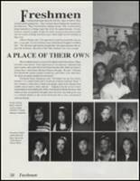 1995 Cleveland High School Yearbook Page 62 & 63