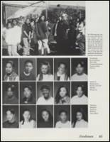 1995 Cleveland High School Yearbook Page 66 & 67