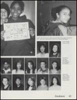 1995 Cleveland High School Yearbook Page 68 & 69