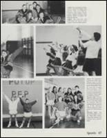 1995 Cleveland High School Yearbook Page 90 & 91