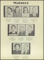 1944 Denver City High School Yearbook Page 12 & 13
