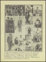 1944 Denver City High School Yearbook Page 26 & 27