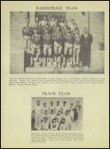 1944 Denver City High School Yearbook Page 52 & 53