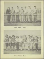 1944 Denver City High School Yearbook Page 54 & 55