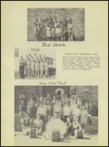 1944 Denver City High School Yearbook Page 56 & 57