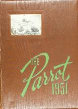 1951 Yearbook Polytechnic High School