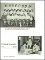 1962 Beaver Country Day Yearbook Page 22 & 23