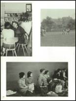 1962 Beaver Country Day Yearbook Page 110 & 111