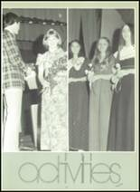 1973 Southwestern High School Yearbook Page 12 & 13