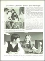 1973 Southwestern High School Yearbook Page 18 & 19