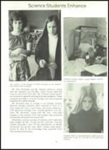 1973 Southwestern High School Yearbook Page 20 & 21