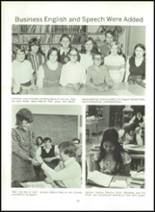 1973 Southwestern High School Yearbook Page 24 & 25