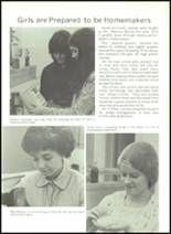 1973 Southwestern High School Yearbook Page 26 & 27