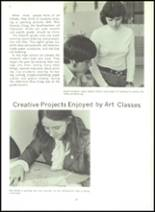 1973 Southwestern High School Yearbook Page 28 & 29