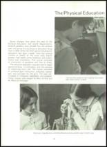 1973 Southwestern High School Yearbook Page 30 & 31