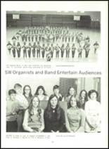 1973 Southwestern High School Yearbook Page 32 & 33