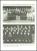 1973 Southwestern High School Yearbook Page 34 & 35