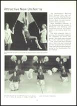 1973 Southwestern High School Yearbook Page 36 & 37