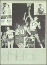 1973 Southwestern High School Yearbook Page 38 & 39