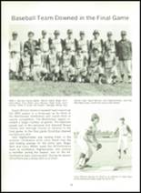 1973 Southwestern High School Yearbook Page 40 & 41