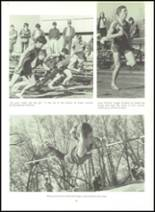 1973 Southwestern High School Yearbook Page 44 & 45
