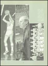 1973 Southwestern High School Yearbook Page 52 & 53