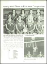 1973 Southwestern High School Yearbook Page 58 & 59