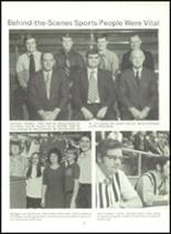 1973 Southwestern High School Yearbook Page 60 & 61