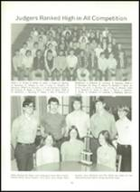 1973 Southwestern High School Yearbook Page 66 & 67
