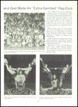 1973 Southwestern High School Yearbook Page 76 & 77