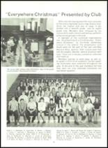 1973 Southwestern High School Yearbook Page 78 & 79