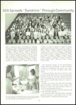 1973 Southwestern High School Yearbook Page 82 & 83
