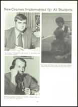 1973 Southwestern High School Yearbook Page 86 & 87