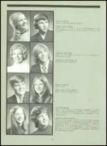 1973 Southwestern High School Yearbook Page 94 & 95