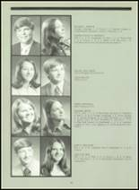 1973 Southwestern High School Yearbook Page 96 & 97