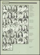 1973 Southwestern High School Yearbook Page 98 & 99
