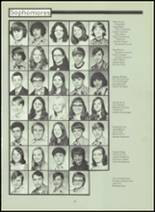 1973 Southwestern High School Yearbook Page 100 & 101
