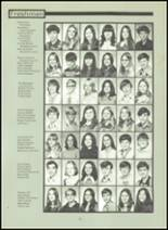 1973 Southwestern High School Yearbook Page 102 & 103
