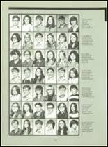 1973 Southwestern High School Yearbook Page 104 & 105