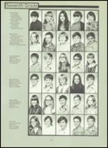 1973 Southwestern High School Yearbook Page 106 & 107