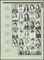 1973 Southwestern High School Yearbook Page 108 & 109