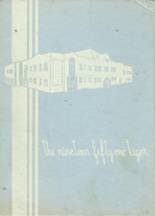 1959 Yearbook Sidney High School