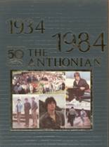 1984 Yearbook St. Anthony's High School