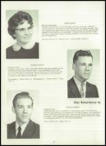 1961 Brandywine Heights High School Yearbook Page 24 & 25