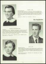 1961 Brandywine Heights High School Yearbook Page 26 & 27