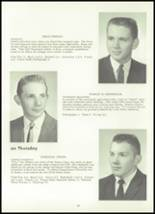 1961 Brandywine Heights High School Yearbook Page 36 & 37