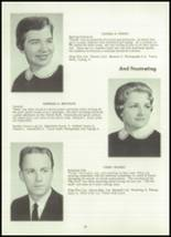 1961 Brandywine Heights High School Yearbook Page 38 & 39
