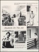 1991 Gonzales High School Yearbook Page 18 & 19