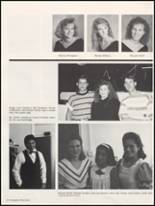 1991 Gonzales High School Yearbook Page 32 & 33